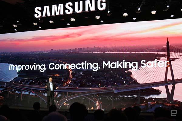 Samsung 2019: điện thoại màn hình gập, 5G và hơn thế nữa