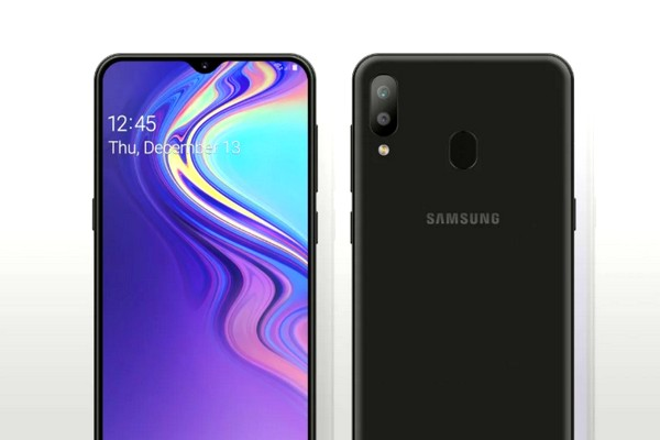 Lộ cấu hình Galaxy M20, xác nhận có màn hình giọt nước, chip Exynos 7885, pin 5000mAh