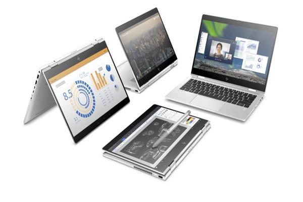 """[CES 2019] HP ra mắt máy tính có màn hình riêng tư, giúp nhân viên """"thoát nạn"""" bị sếp soi"""