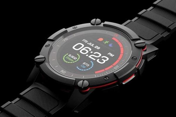 [CES 2019]: smartwatch Matrix PowerWatch 2 hoạt động không cần pin