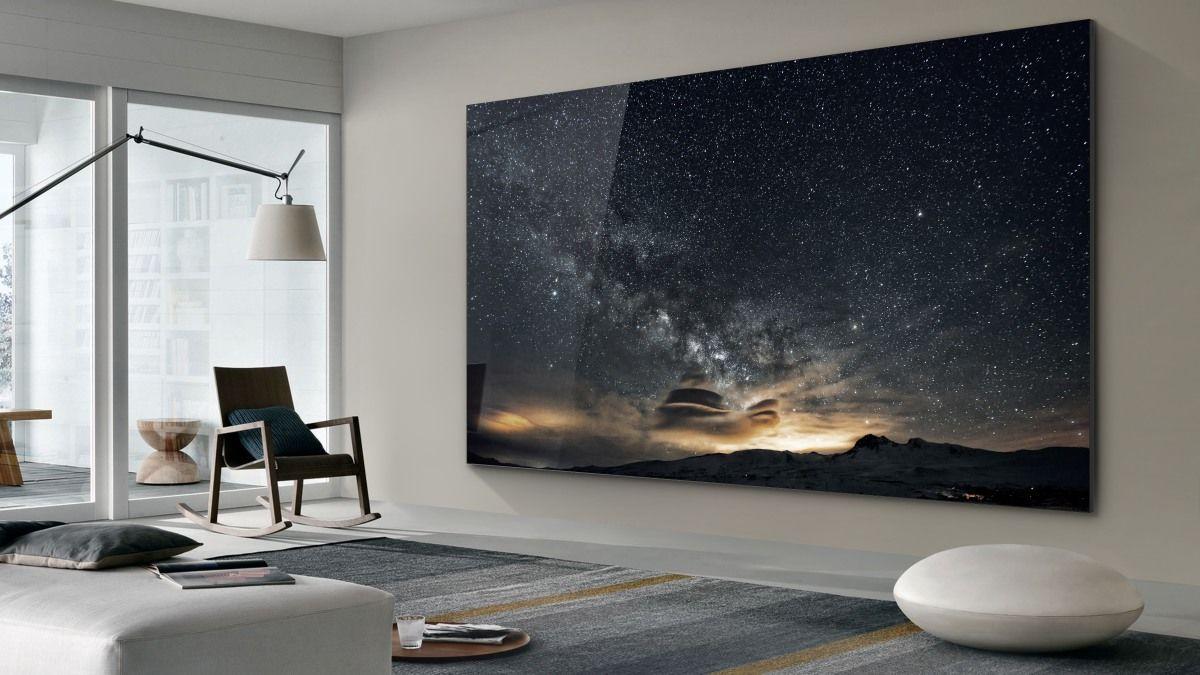 Samsung ra mắt hai TV microLED mới, kích thước 75 và 219 inch, cấu trúc module mở rộng