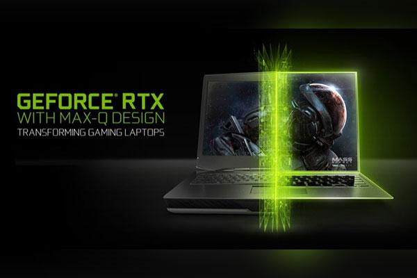 [CES 2019] NVIDIA mang dòng RTX 2080 và ray tracing lên laptop