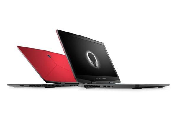 [CES 2019] Alienware m17 là laptop chơi game RTX mỏng nhẹ nhất, giá từ 1.650 USD