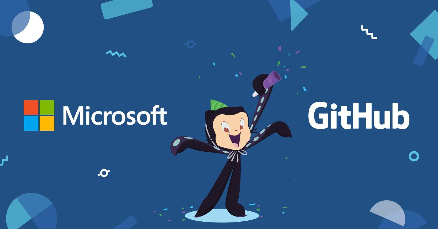 Microsoft miễn phí kho lưu trữ mã nguồn riêng không giới hạn cho mọi tài khoản Github