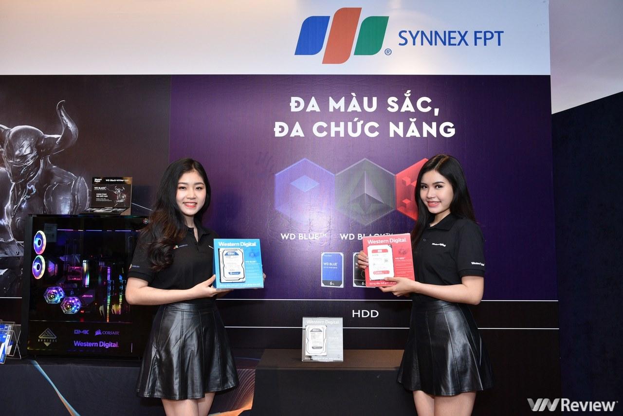 Synnex FPT trở thành nhà phân phối chính thức các sản phẩm Western Digital tại VN