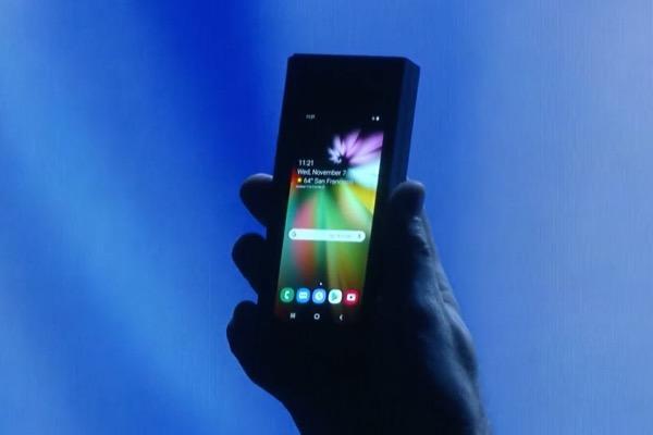 Samsung xác nhận ra mắt smartphone màn hình gập trong nửa đầu năm nay