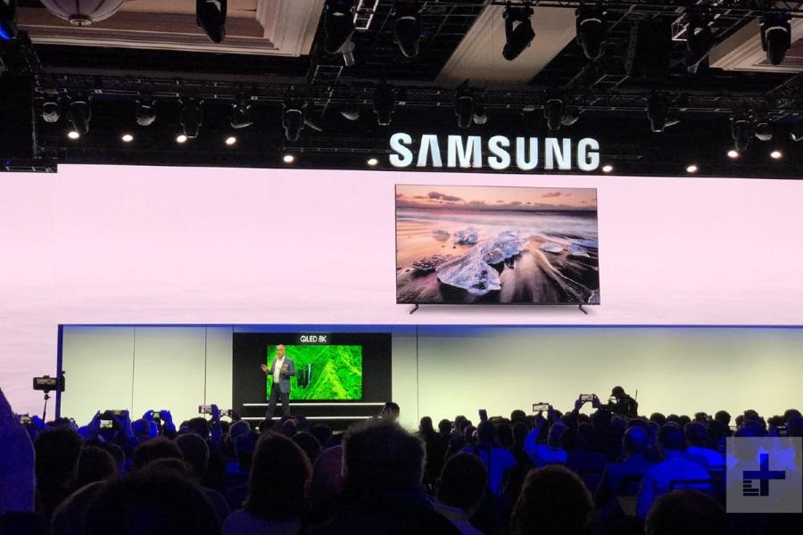 """Chi tiết về TV 8K lớn nhất thế giới của Samsung: 98 inch, dùng AI để """"upscale"""" nội dung"""