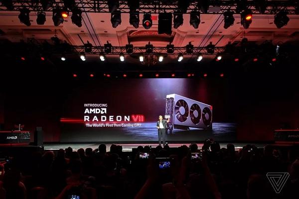 [CES 2019] AMD công bố Radeon VII: Card đồ họa sử dụng kiến trúc 7nm đầu tiên trên thế giới