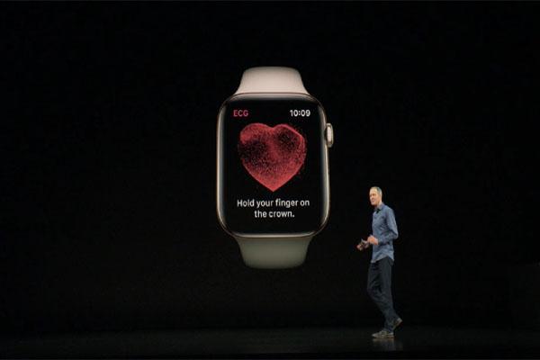 Apple Watch cứu mạng người nhờ phát hiện nhịp tim bất thường