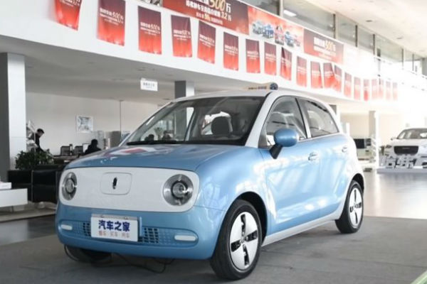 Start up Trung Quốc ra mắt ô tô điện dưới 9.000 USD, thách thức Elon Musk