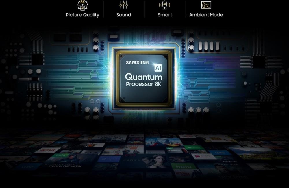 """Samsung dùng AI để """"phù phép"""" nguồn video thông thường lên 8K như thế nào?"""