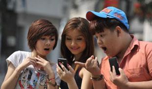 Hơn 13% thuê bao di động Việt Nam dùng 3G