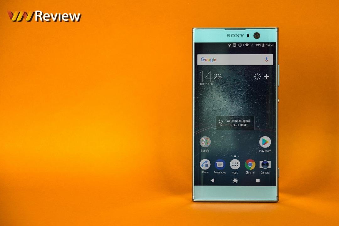Công bố kết quả chương trình tặng Sony Xperia XA2 cho thành viên Group VnReview