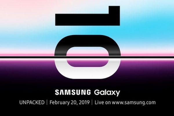 Thư mời sự kiện ra mắt Galaxy S10 vào ngày 20/2 tiết lộ điều gì về siêu phẩm dòng Galaxy S?