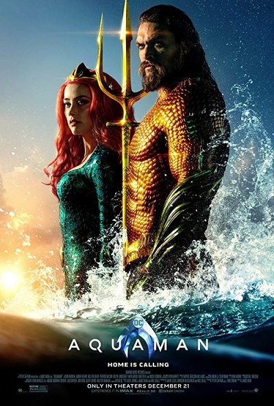 'Aquaman' liên tiếp đứng đầu về doanh thu phòng vé, đang ngấp nghé doanh số 1 tỷ USD