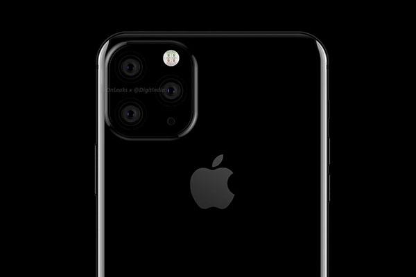 Apple đang phát triển 3 mẫu iPhone mới, 1 trong số đó có 3 camera sau?
