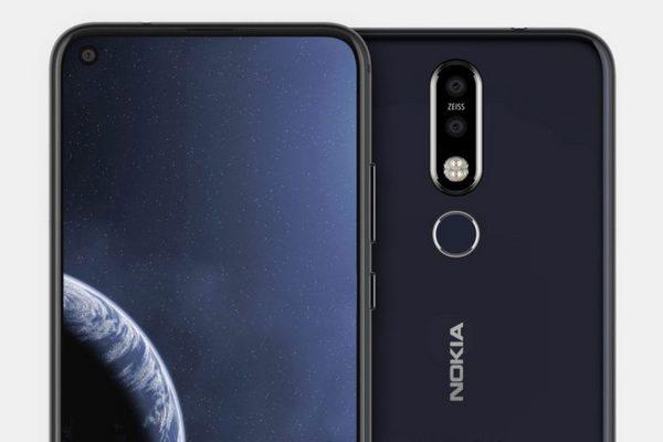 Nokia 8.1 Plus sẽ có màn hình đục lỗ nhưng thiết kế mặt sau vẫn vay mượn từ quá khứ?