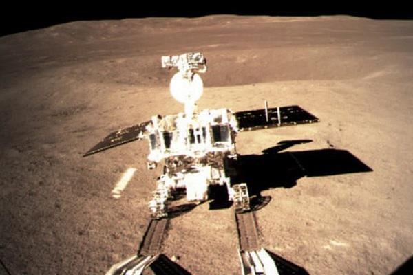 """Trung Quốc công bố video tàu thăm dò Hằng Nga 4 đáp xuống """"vùng tối"""" của Mặt Trăng"""