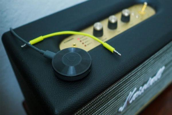 Chromecast Audio đã bị Google khai tử