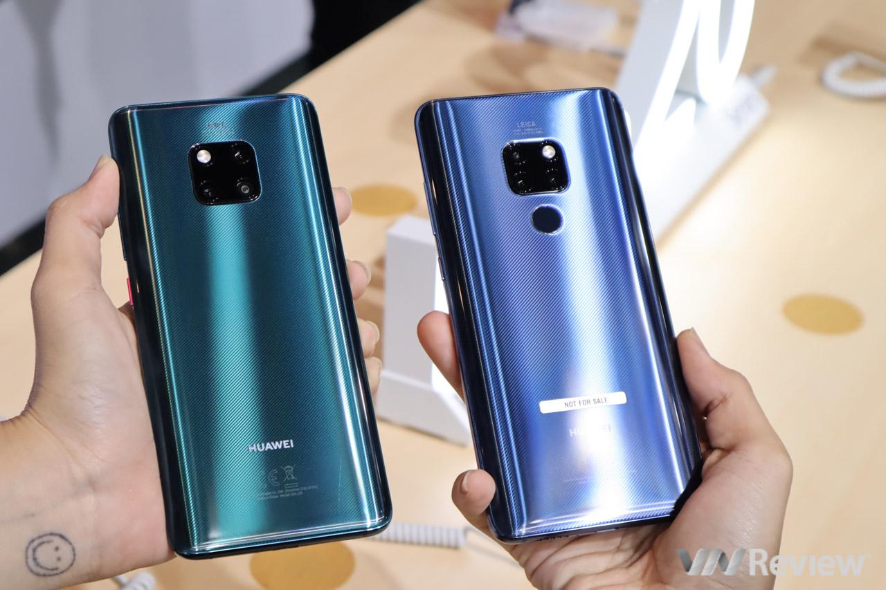 Huawei sẽ tập trung vào phân khúc điện thoại cao cấp ở Việt Nam trong năm 2019