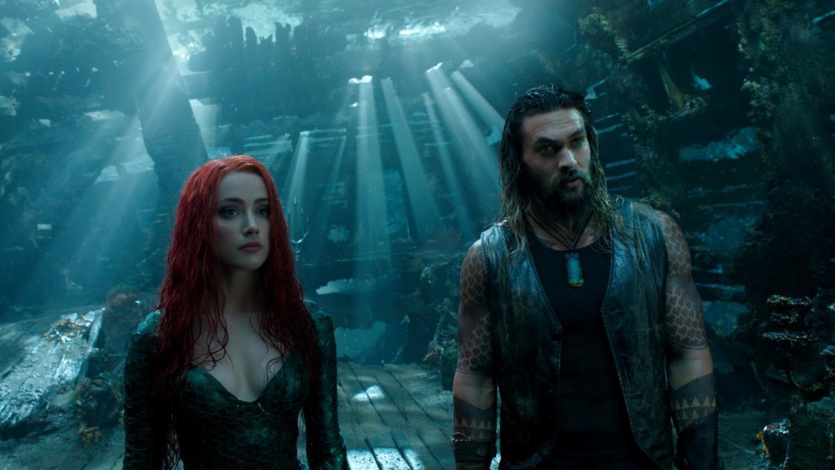 'Aquaman' chính thức trở thành phim DC đầu tiên cán mốc 1 tỷ USD
