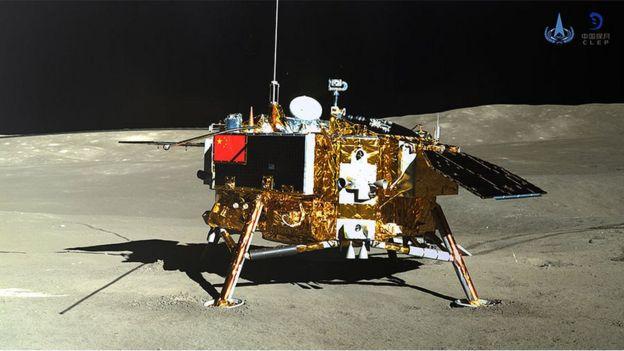 Trung Quốc đã gieo được giống trên Mặt trăng