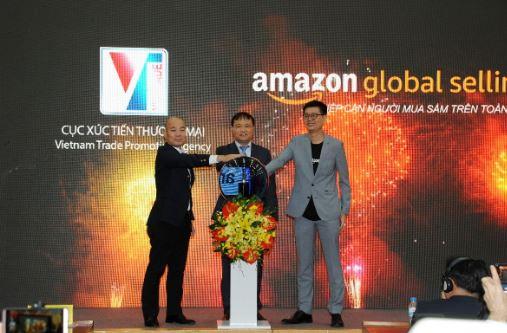 Amazon vào Việt Nam