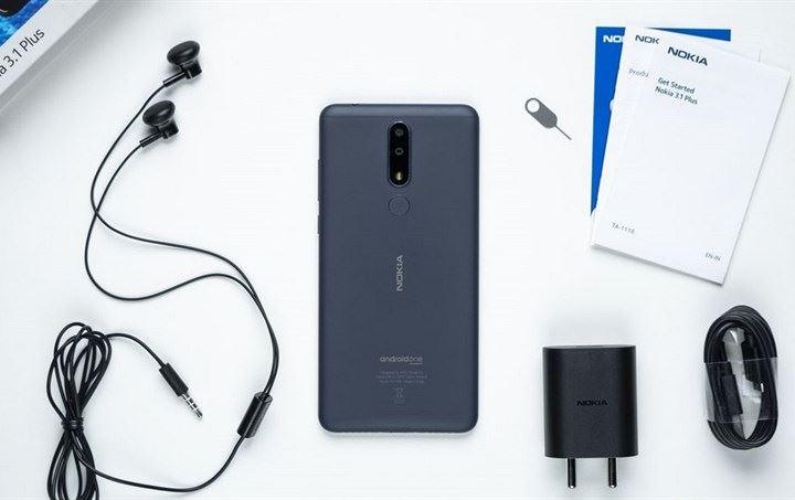 Nokia 3.1 Plus được bán đại trà tại Việt Nam: giá 3,89 triệu đồng, bảo hành 18 tháng