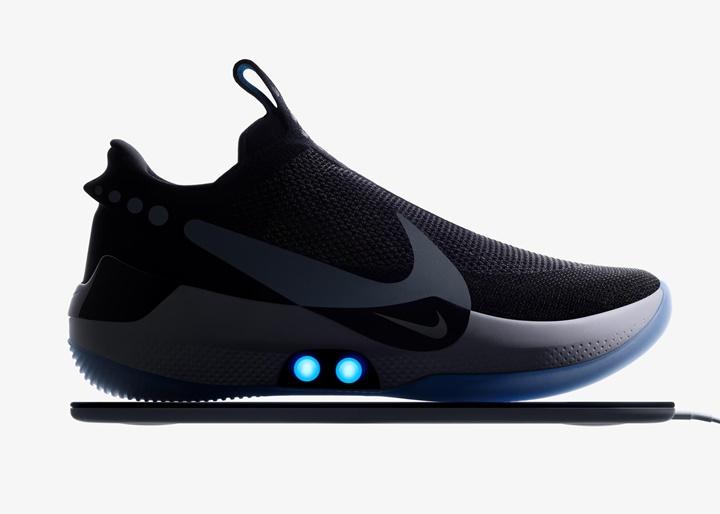 Nike Adapt BB ra mắt, điều chỉnh được bằng ứng dụng