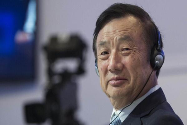 """Chủ tịch Huawei bất ngờ khen ngợi Donald Trump """"là tổng thống vĩ đại"""" sau nhiều năm """"im hơi lặng tiếng"""""""