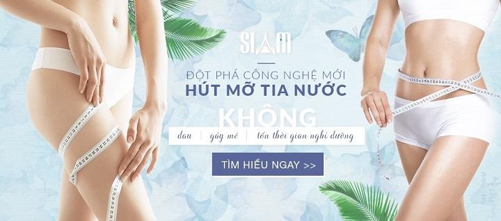 [QC] Hút mỡ Body Jet – công nghệ đột phá tại viện thẩm mỹ SIAM Thailand