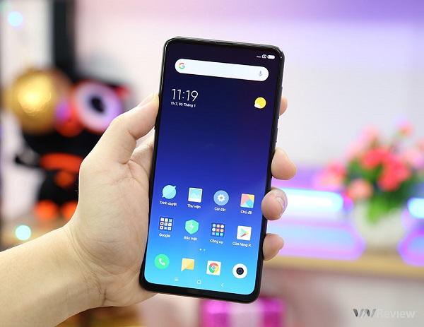 Đánh giá chi tiết Xiaomi Mi Mix 3