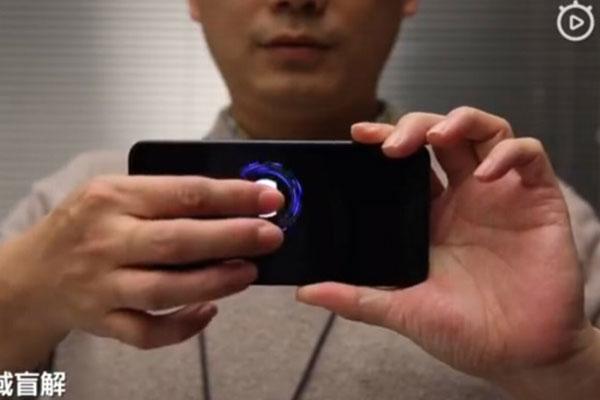 Xiaomi chế tạo cảm biến vân tay trong màn hình mới, đặt lên đâu cũng quét được