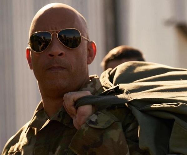 Vin Diesel hé lộ tạo hình siêu anh hùng mới Bloodshot