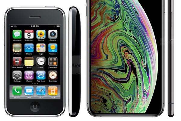 #10yearchallenge: những chiếc smartphone hàng đầu trông như thế nào 10 năm trước?