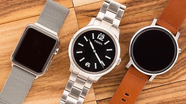 Google chi 40 triệu USD cho công nghệ smartwatch bí mật của Fosil