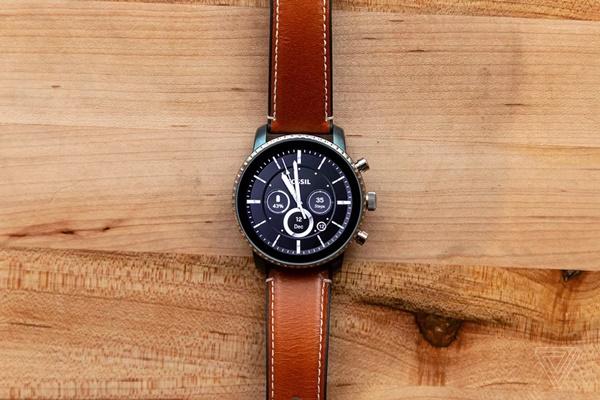 Google chi 40 triệu USD cho công nghệ smartwatch bí mật của Fossil