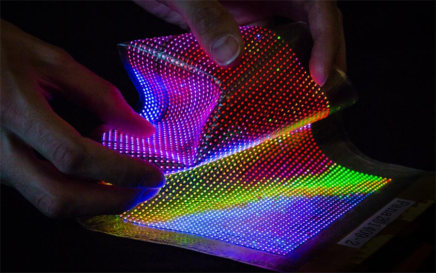 Chấm lượng tử sẽ giúp thương mại hóa màn hình microLED vào năm 2020