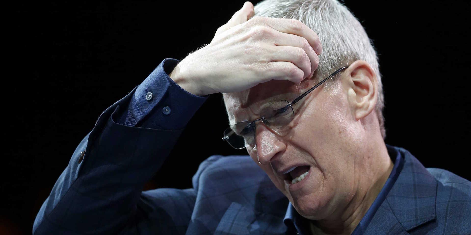"""Giới phân tích chỉ ra nguyên nhân khiến Apple """"ngã ngựa"""": thiếu đổi mới và thiếu đa dạng"""