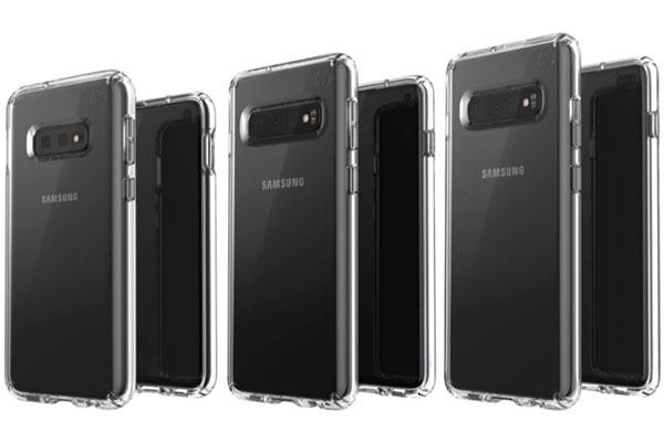Lần đầu tiên cả 3 phiên bản Galaxy S10 cùng xuất hiện rõ nét trong 1 bức ảnh