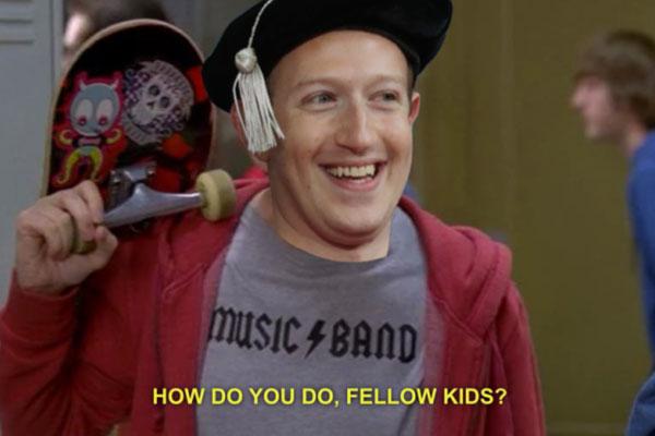 Facebook âm thầm phát triển LOL, chỉ chứa meme để níu chân người dùng trẻ