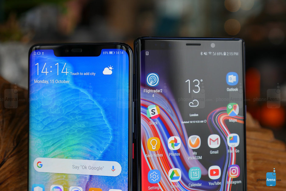 Tụt hậu công nghệ so với Huawei là nguyên nhân khiến Samsung mất thị phần ở Trung Quốc?