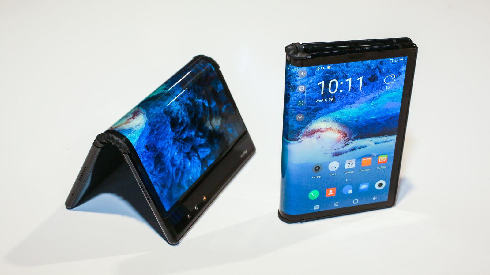 Samsung Galaxy X liệu có đi vào vết xe đổ của điện thoại gập ZTE, FlexPai?