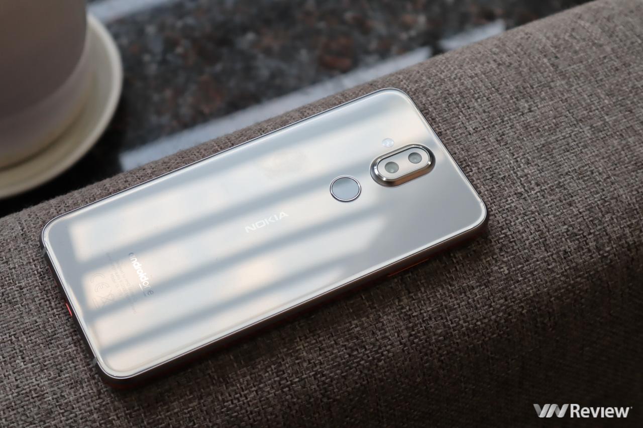 """Đánh giá chi tiết Nokia 8.1: hiệu năng """"ngon"""", camera cần cải thiện hơn"""