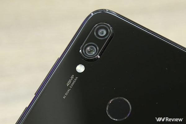 Chụp nhanh một số ảnh từ camera 48MP của Redmi Note 7