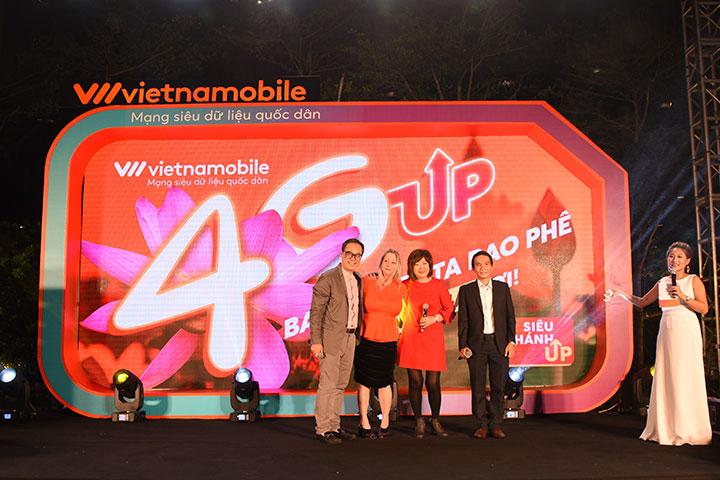 """Vietnamobile ra gói SIM 4G """"Siêu Thánh UP"""" sau khi phủ sóng 4G khắp miền Nam"""