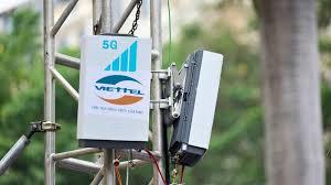 Viettel được cấp phép thử nghiệm 5G tại Hà Nội và TP.HCM
