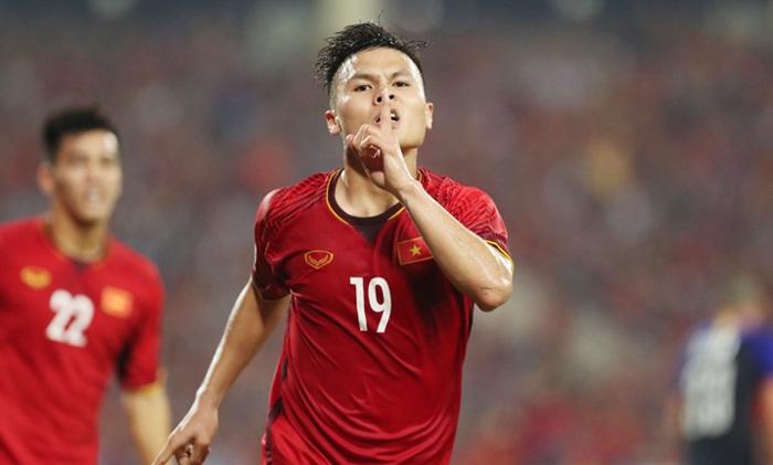 Quang Hải đoạt cú đúp danh hiệu: Bàn thắng đẹp nhất, cầu thủ xuất sắc nhất vòng bảng Asian Cup 2019