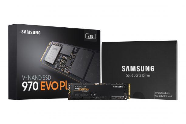 Samsung ra mắt dòng ổ 970 EVO Plus ở VN, giá từ 2,5 đến 16,5 triệu đồng