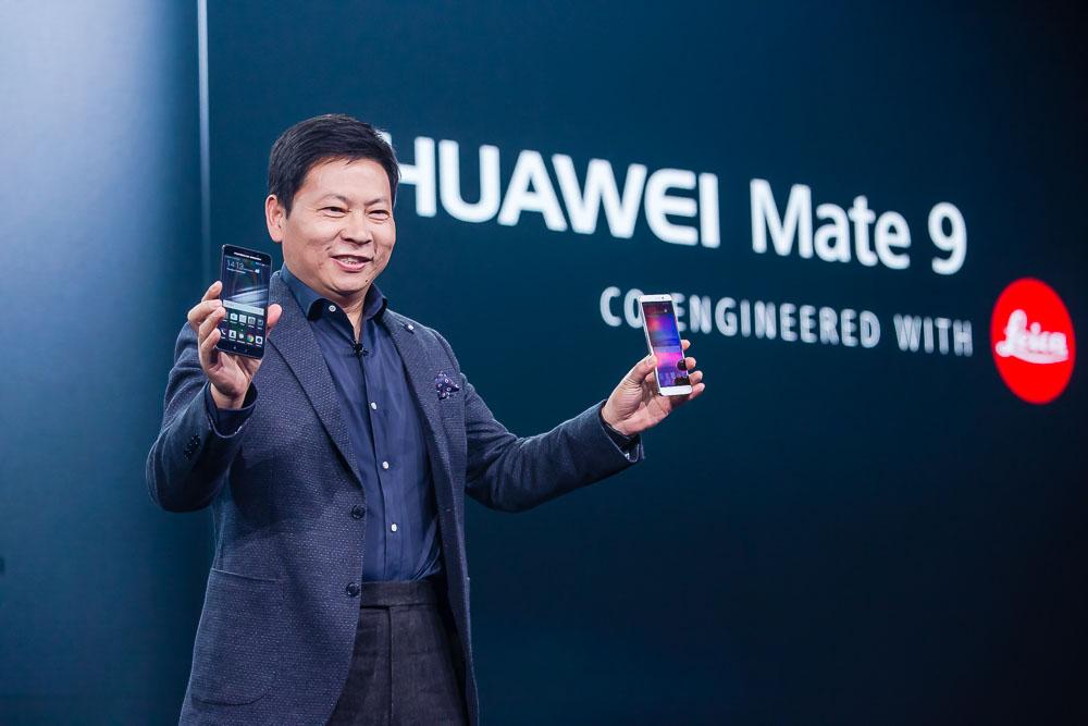 Doanh thu từ smartphone đạt 52 tỷ USD, Huawei tuyên bố sẽ lật đổ Samsung trong năm nay